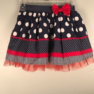 Kenzo kids skirt 4th of July!!
